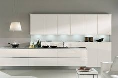 GRACE by elica #hoods #kitchen #white #archiproducts