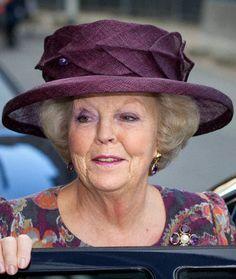 Milestone Birthday for Queen Beatrix: The Majestic Hats
