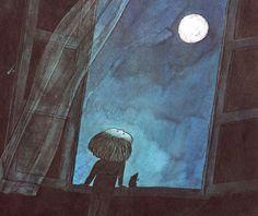 by Marta Koci via Vintage Kids' Books My Kid Loves
