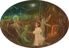 Susan Seddon-Boulet Archival Prints and Original Art - Turning Point Gallery. The stolen child.