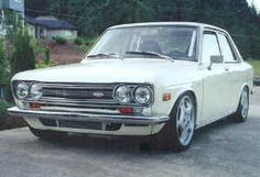 VG30 V6 turbo 'strutless wonder'  One of my favourite datsun 510's