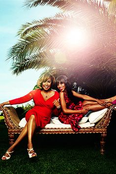 Dianne Carroll and Kerry Washington