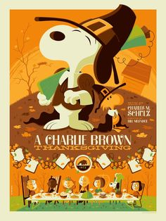 HOLIDAY FEST! A Charlie Brown Thanksgiving (1973) | Jerry's Hollywoodland Amusement And Trailer Park