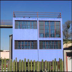 Clásicos de Arquitectura: Museo Casa Estudio Diego Rivera y Frida Kahlo / Juan O´Gorman