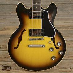 Gibson ES-339 Vintage Sunburst 2008 (s323)