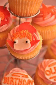 Ponyo :) studio ghibli food