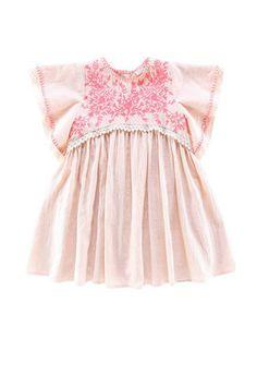 Talulah Embroidered Dress | Louise Misha