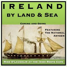 """Ireland by Land & Sea"" my album from 2015, featuring traditional Irish music of several kinds, with Mike O'Laughlin."