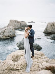Big Sur Engagement Session by Tyler Rye Photography
