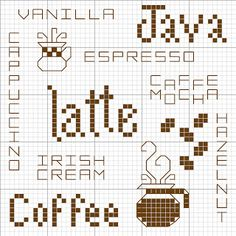 Cross Stitch Happy: Coffee Mug Mat