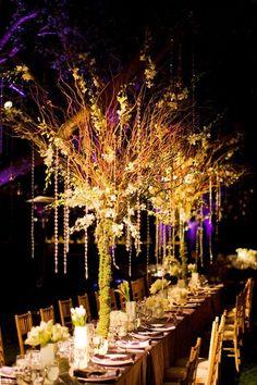 LAVISH WEDDING RECEPTIONS | Nasher Sculpture Center - Garden Reception