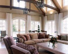This site is amazing. It has over 600 examples of window treatments and lots of room ideas.