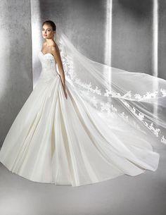2016 ZELIA Pattern Sweetheart Neckline Bridal Dress St. Patrick ...