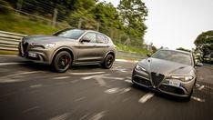 Alfa Romeo Launches Limited NRing Editions Of Giulia And Stelvio Quadrifoglio In Europe New Luxury Cars, Small Luxury Cars, Bugatti, Lamborghini, Alfa Romeo Giulia, Car In The World, Sport Cars, Motor Car, Cars And Motorcycles