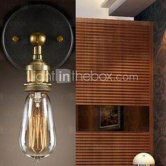 MAISHANG® Wall Sconces , Modern/Contemporary E26/E27 Metal - USD $114.99