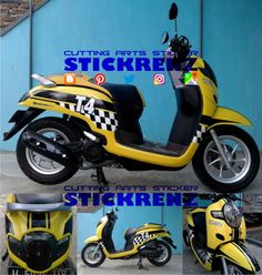 12 October, April 2nd, The 5th Of November, Motorcycle Parts And Accessories, Scooters, Honda, Dan, Motorbikes, Motor Scooters