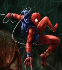 The Scarlet Spider