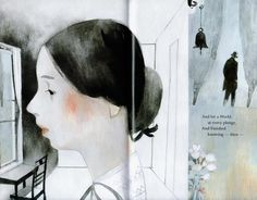 My Letter to the World and Other Poems/ Emily Dickinson/ Kids Can Press, 2008. Illustrator: Isabelle Arsenault