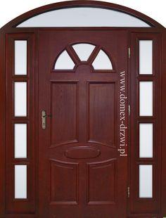 Numer katalogowy 96 - Drzwi zewnętrzne - DOMEX