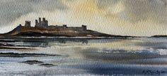 Dunstanburgh Castle Northumbria