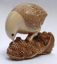 Mammoth Netsuke - Bird     Alibaba.com