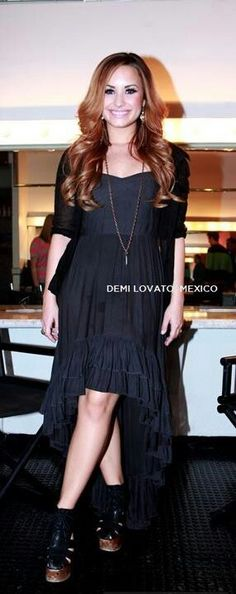 A Special Night with Demi Lovato - Ciudad de Mexico - Auditorio Nacional - 02/Mayo/2012.