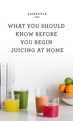 Juicing has never been hotter, and though juiceries are popping up left and right, it's also possible to create your daily fix of raw goodness at home with the right equipment, ingredients, and know-how.  / eBay