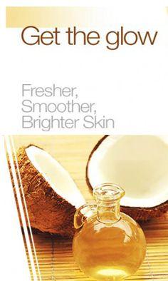 make your skin glow
