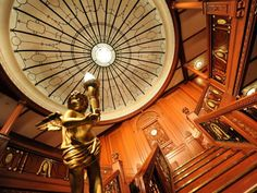 Grand staircase - AFP/Getty Images