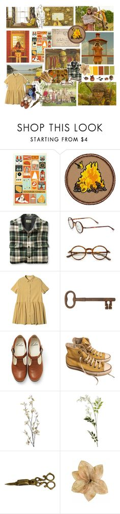 """Moonrise kingdom"" by moominsonya ❤ liked on Polyvore featuring jared, Tom Ford, StyleNanda, Jayson Home, Converse, Pier 1 Imports, OKA and Clips"
