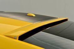 Ford Mustang Rear Upper Spoiler Trim unpainted 1PC Defenderworx 901411 #Defenderworx