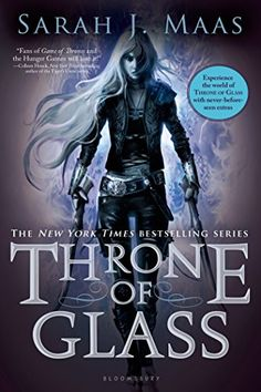 Throne of Glass: Amazon.de: Sarah J. Maas: Fremdsprachige Bücher
