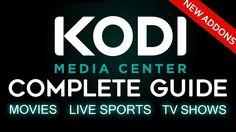 KODI - Complete Setup Guide - YouTube