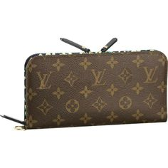 Louis Vuitton Insolite Wallet Leopard ,Only For $155.99,Plz Repin ,Thanks.