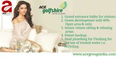 An opportunity to lock your dreams with us! #AceGroup #AceGolfshire Sector 150 #NoidaExpressway visit @ http://acegroupindia.com/ace-golf-shire.html