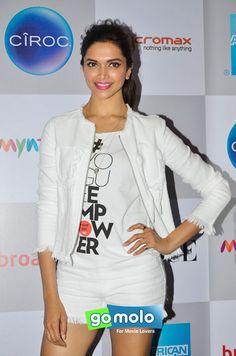 Deepika Padukone at Vogue Night Out 2014 at Hotel Palladium in Mumbai