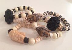 Lisa Jill Jewelry Love these bracelets! Bracelets For Men, Jewelry Bracelets, Jewlery, Lily Jewelry, Necklaces, Bangles, Cristina Saralegui, Artisan Jewelry, Handmade Jewelry