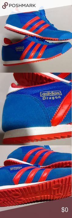 adidas dragon bleu marine 42