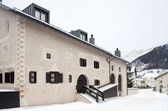 Beautiful Winter Getaways Photos | Architectural Digest