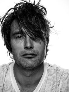 Mads Mikkelsen, I could get use to waking up to that face!