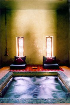 A Moroccan Oasis. Marie Claire Italia
