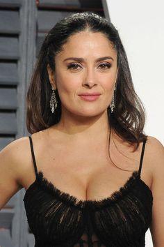 Mexican actress Salma Hayek arrives for Salma Hayek Body, Salma Hayek Pictures, Hollywood Actresses, Beautiful Actresses, Beautiful Celebrities, Lady, Gorgeous Women, Portraits, Girls