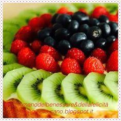 crostata crudista di frutta fresca - 5Euro
