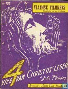 Boeken - Vlaamse Filmkens - Vier van Christus'Leger