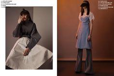 Odalisque Magazine  Photographer // Tina Picard  Fashion Stylist // Felicia Ann Ryan  MUA + Hair // Julia Crimson  Model // Monocco // Elmer Olson Waist Skirt, High Waisted Skirt, Felicia, Fashion Stylist, Stylists, Editorial, Ann, Magazine, Skirts