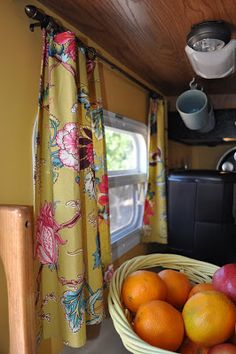 I want my rv to look like this! amazing!