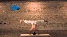 Rocket Yoga - Asana Demonstration