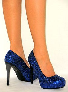 something sparkly and blue :o)