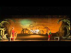 Les marionnettes de salzbourg - La flûte enchantée - YouTube