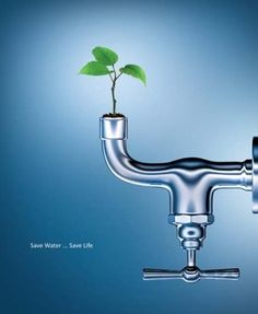 save water, save life